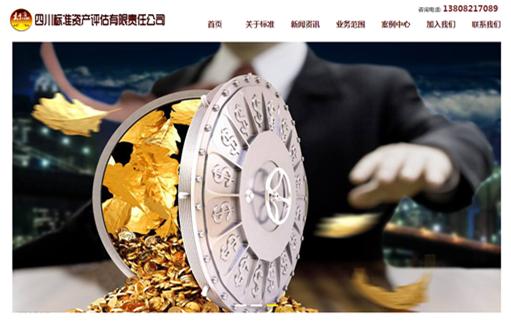 四川标准资产评估有限公司-明腾网络建设